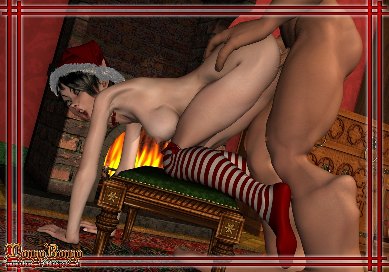 Mynxie-The-Christmas-Elf 30 free sex comic