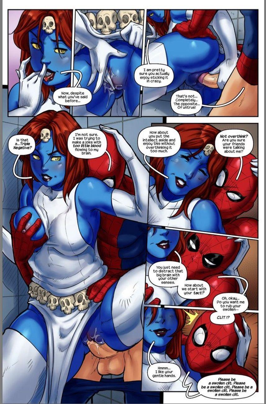 Porn x-men mystique Mystique