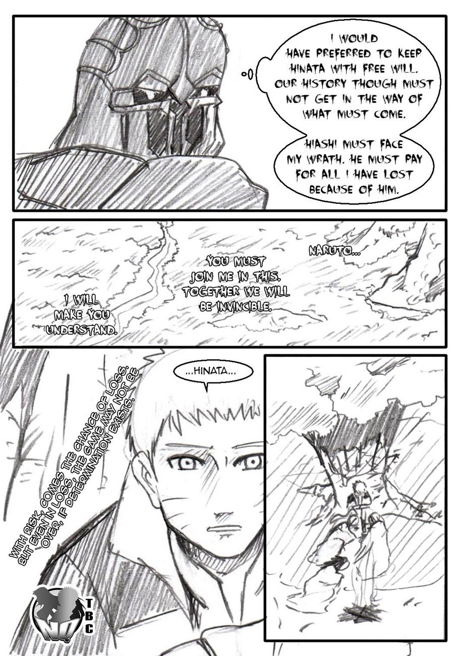 Naruto-Quest 12 – A Risk In A Chance comic porn