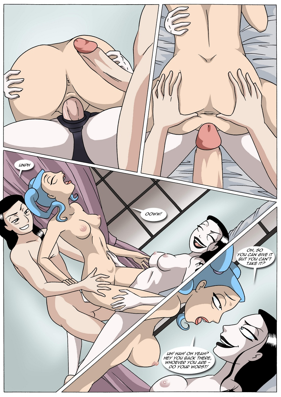Nemi-Mr-Rebound 18 free sex comic