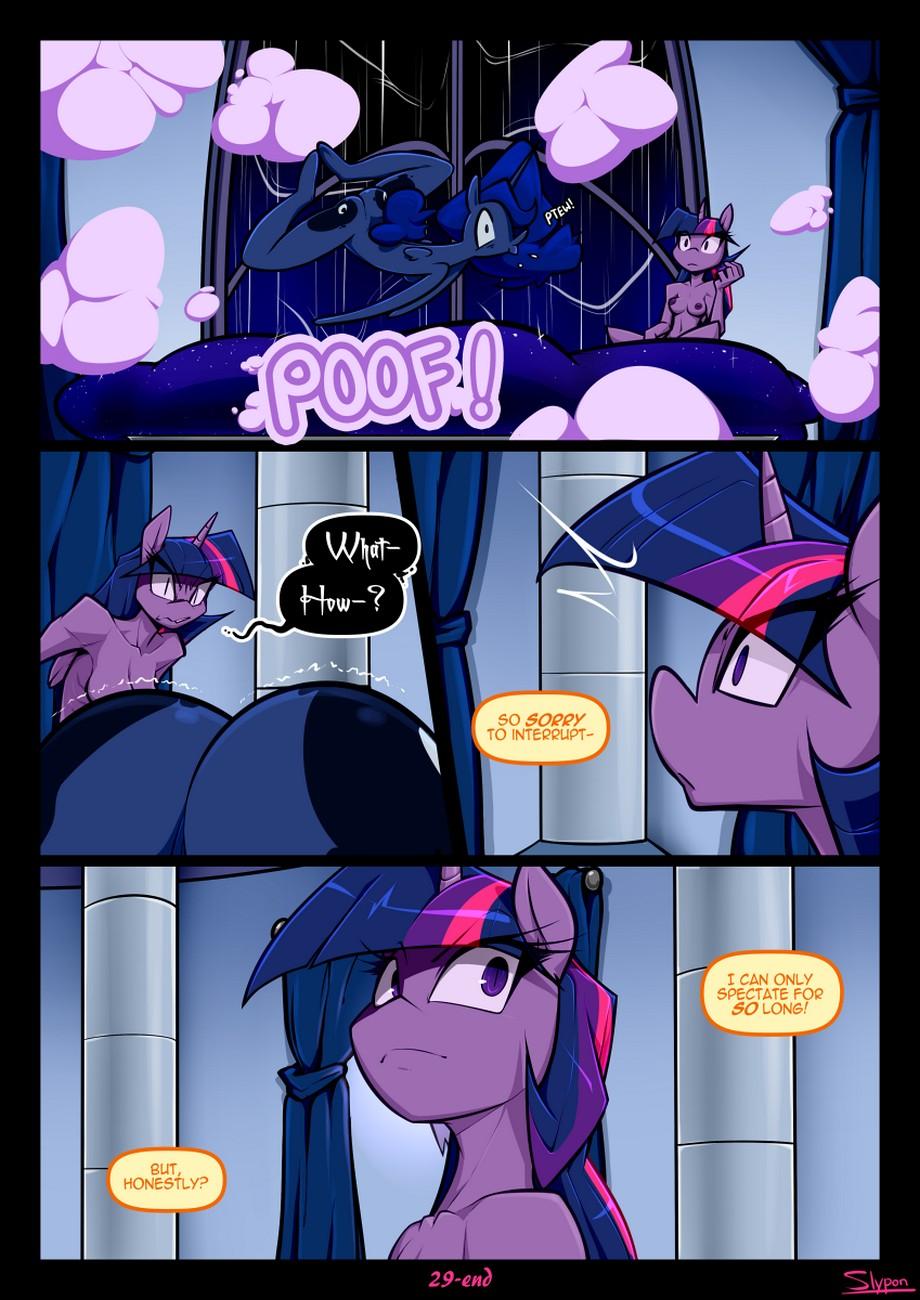 Night mares slypon