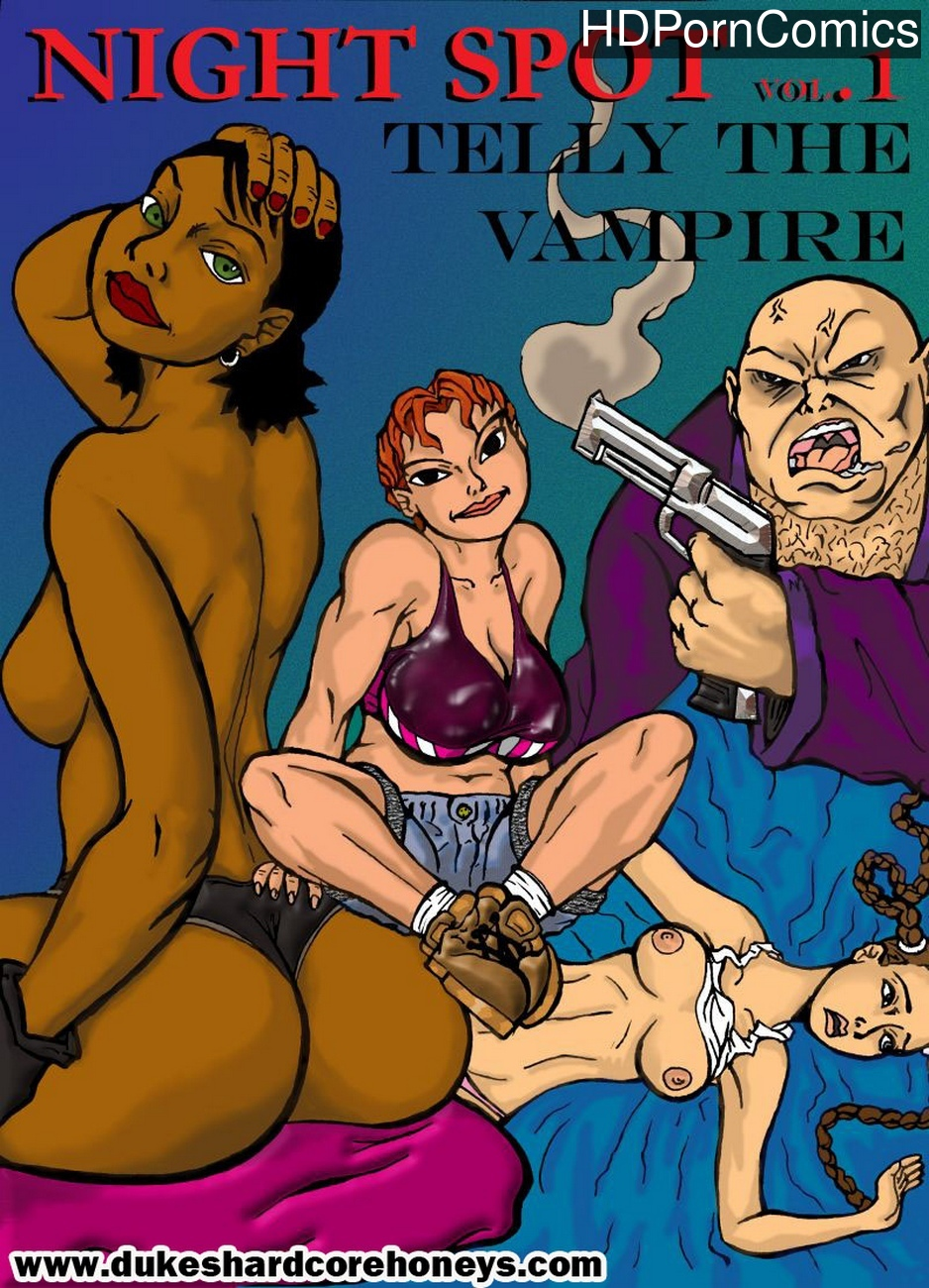 Night Spot 1 comic porn