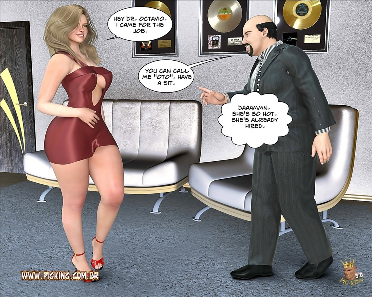 No-Vacancies 37 free sex comic