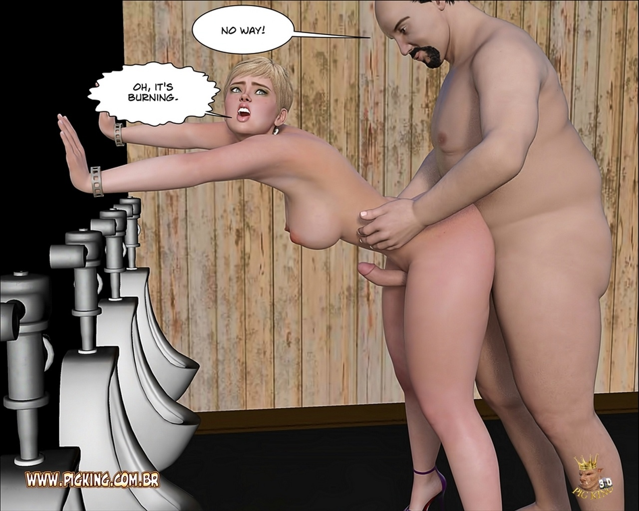 No-Vacancies 71 free sex comic