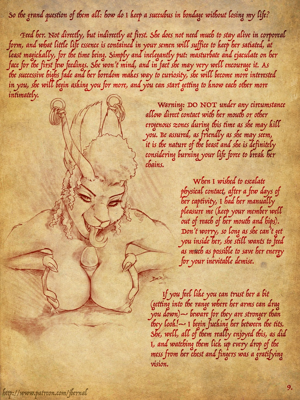 Notes-And-Musings-On-Succubi 10 free sex comic