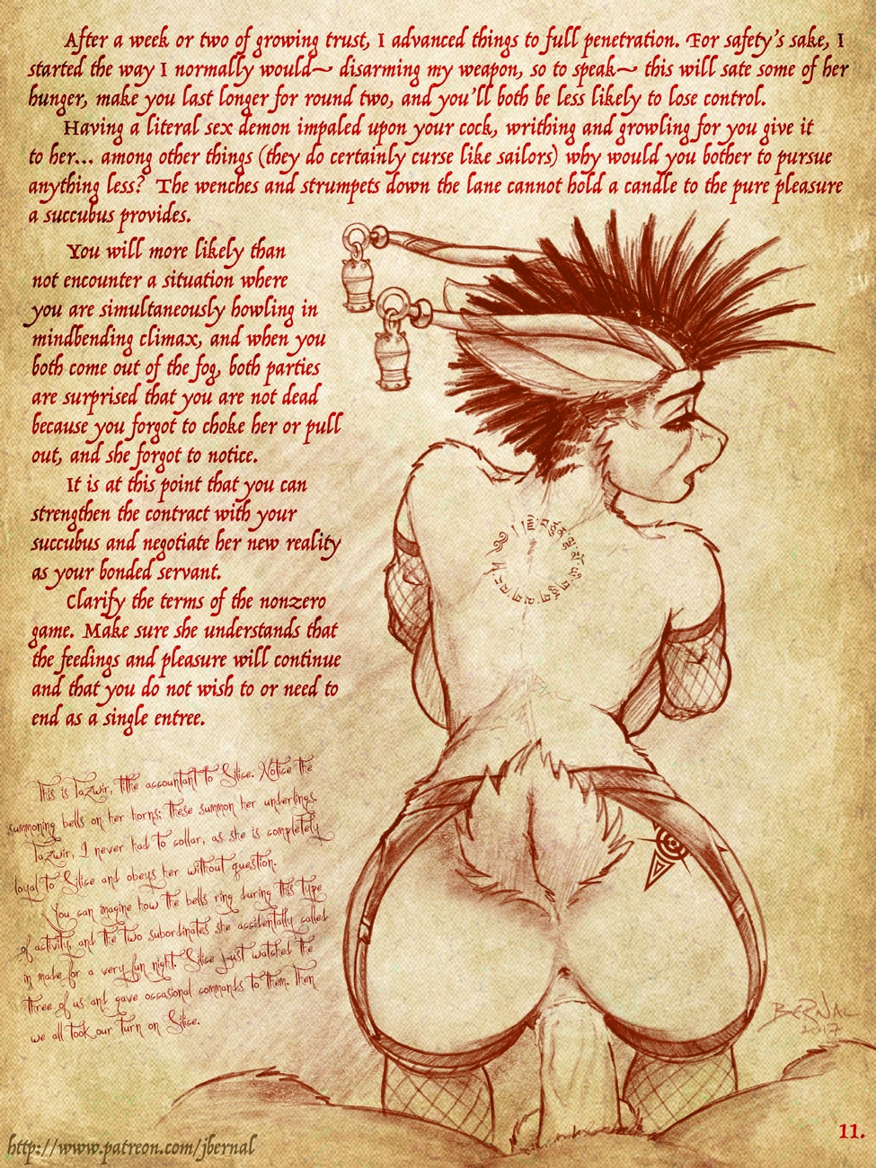 Notes-And-Musings-On-Succubi 12 free sex comic