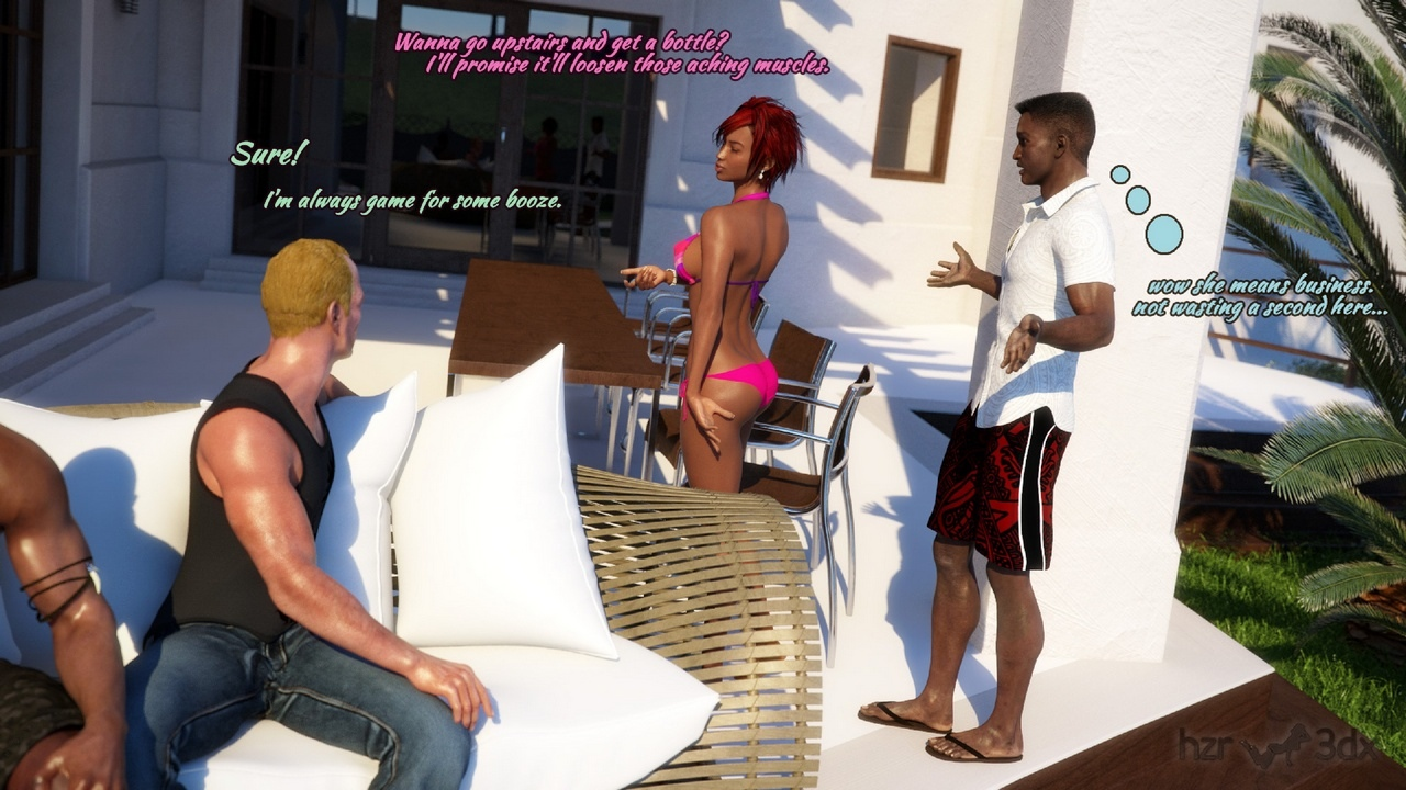 One-Hot-Summer 25 free sex comic
