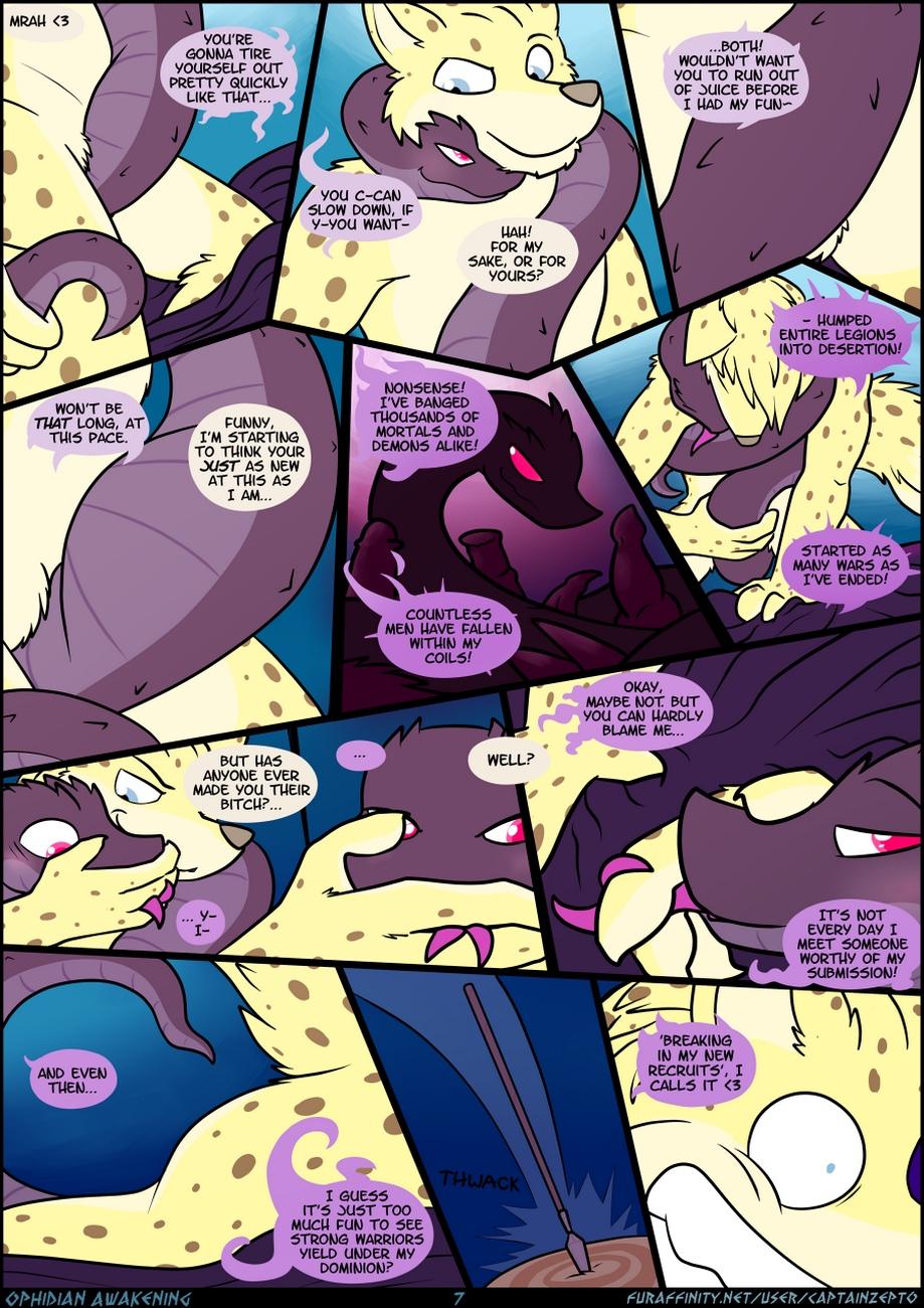 Ophidian-Awakening 7 free sex comic