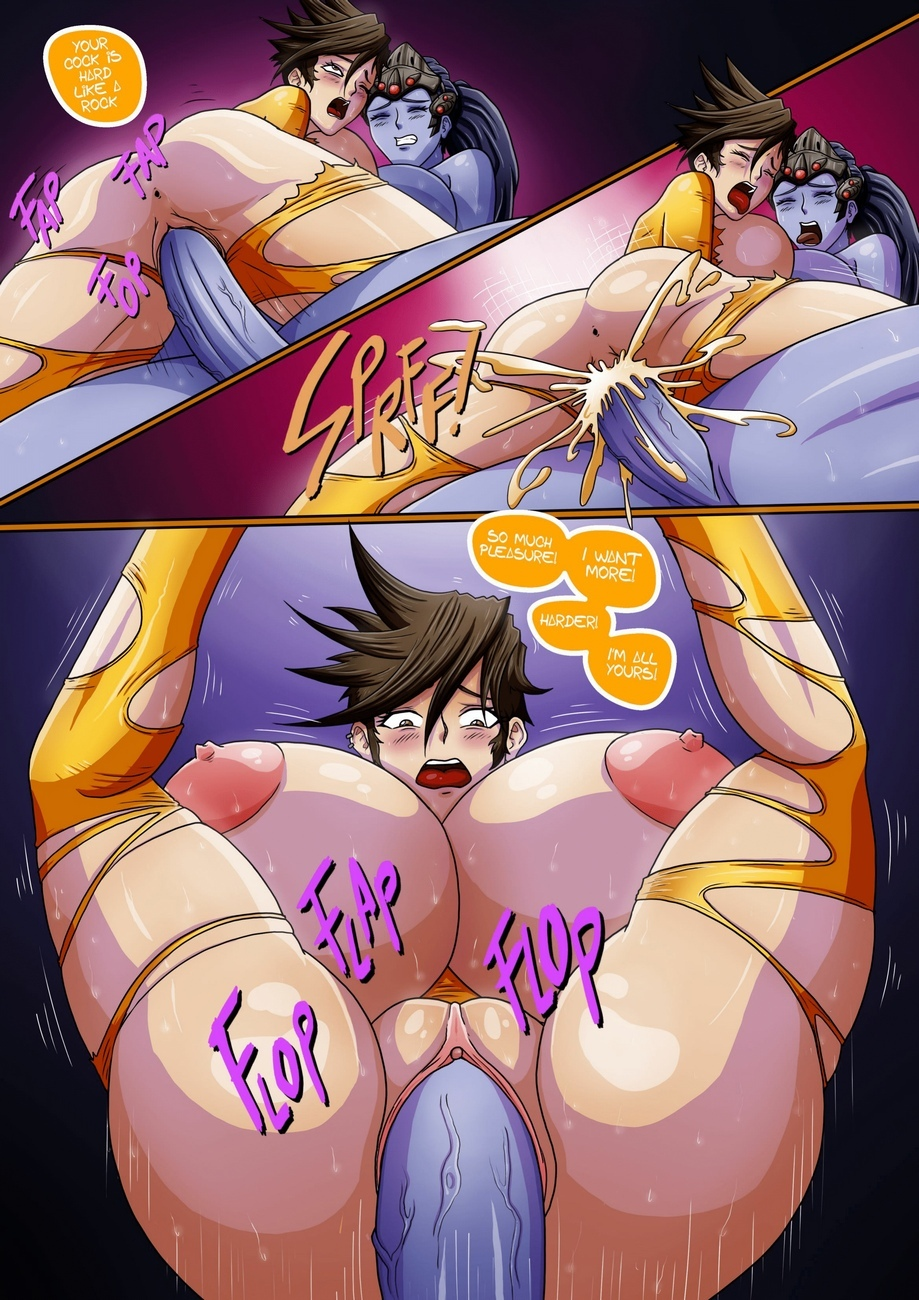 Overwatch-X-1-The-Secret-Of-Widowmaker 19 free sex comic