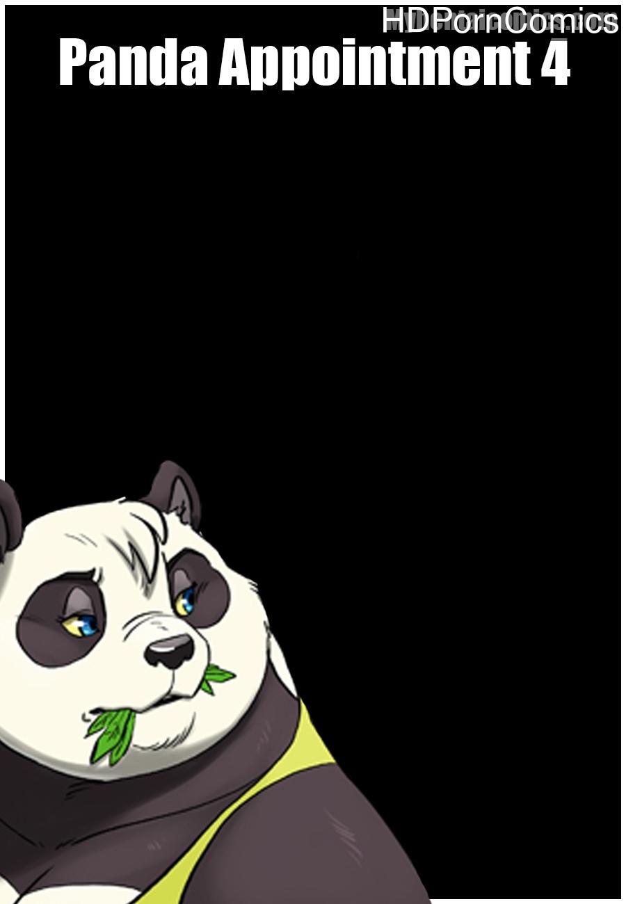 Panda Appointment 4 comic porn
