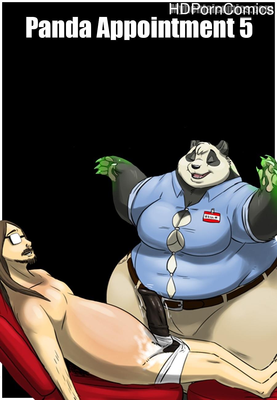Panda Appointment 5 comic porn