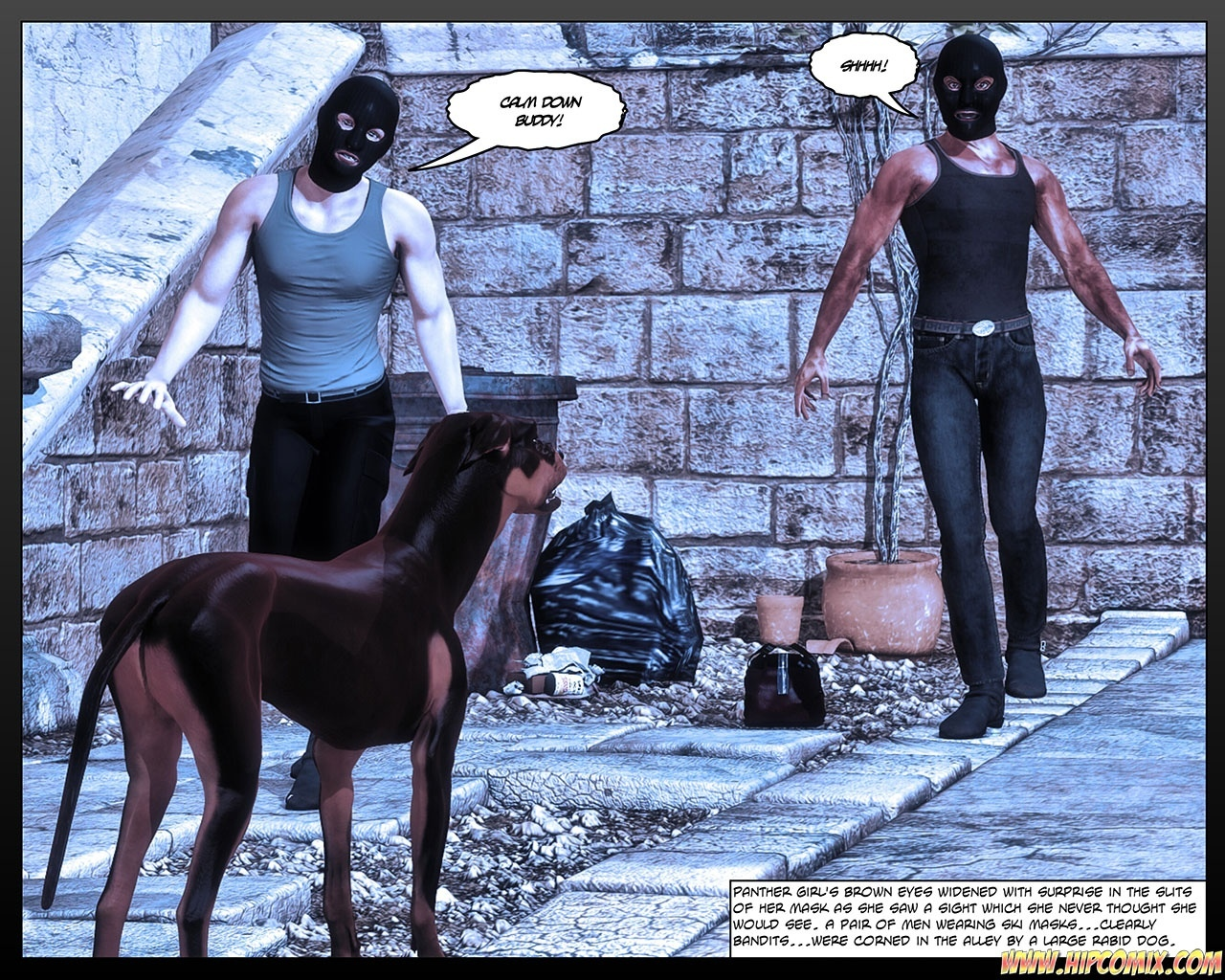 Panther-Girl-11 5 free sex comic