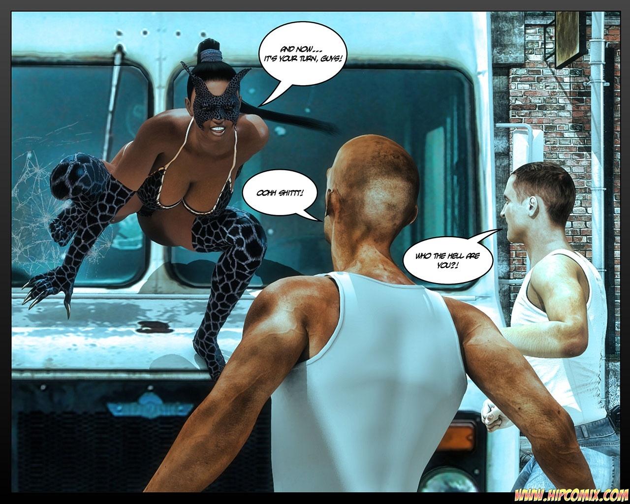 Panther-Girl-13 12 free sex comic