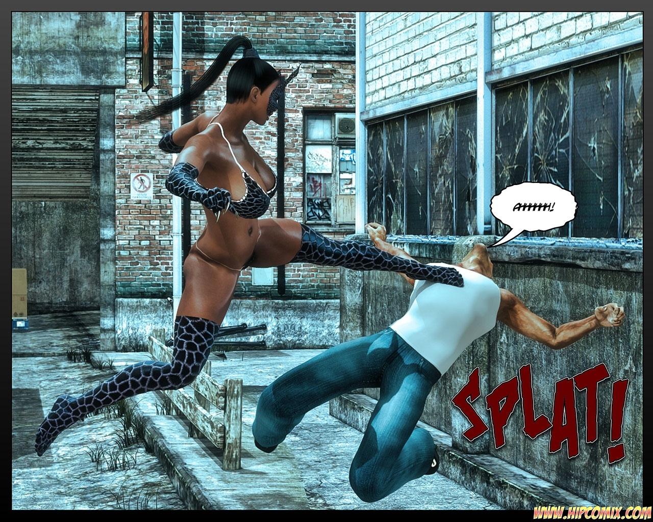 Panther-Girl-13 13 free sex comic