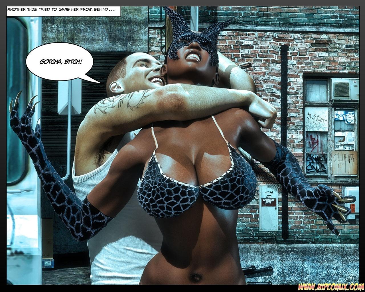 Panther-Girl-13 14 free sex comic