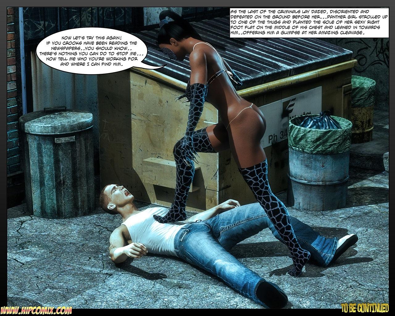 Panther-Girl-13 16 free sex comic