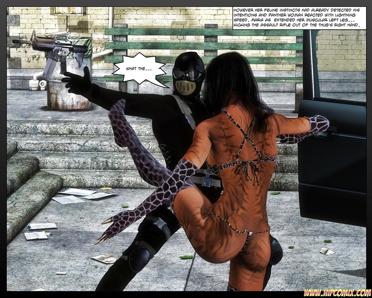Panther-Girl-20 10 free sex comic