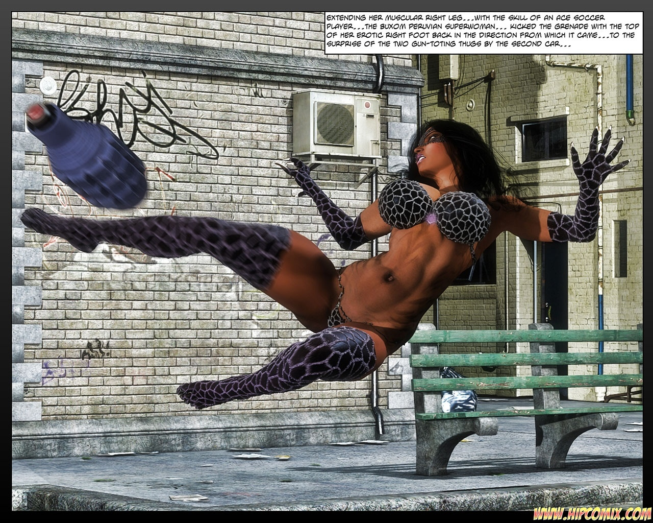 Panther-Girl-20 16 free sex comic