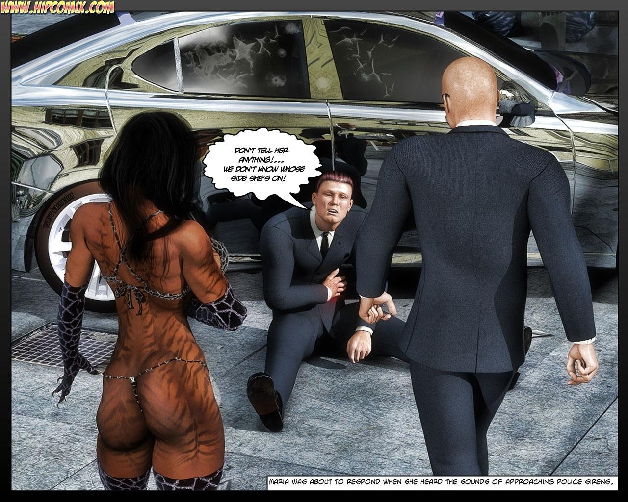 Panther-Girl-21 3 free sex comic