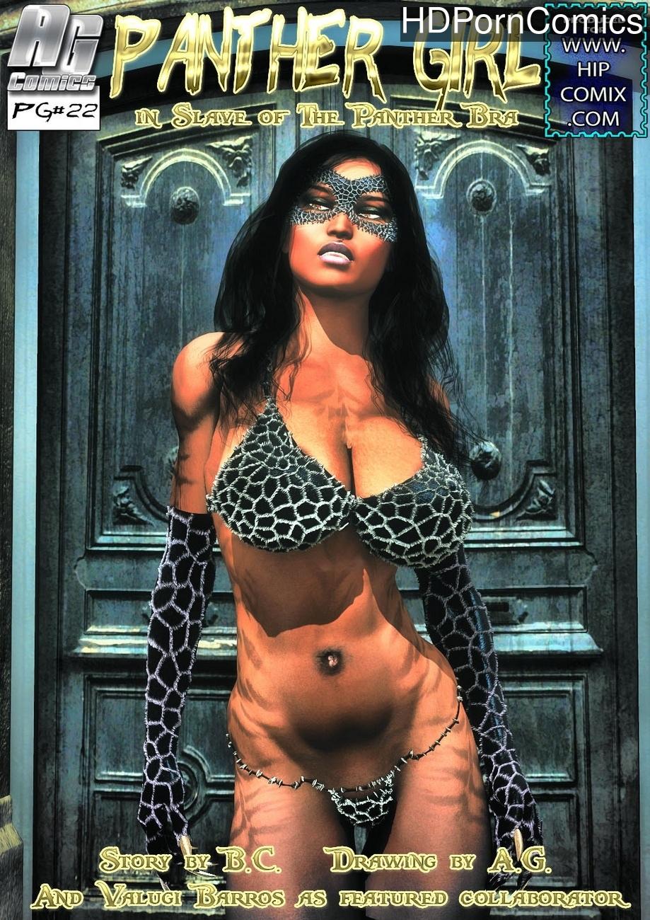 Panther Girl 22 comic porn