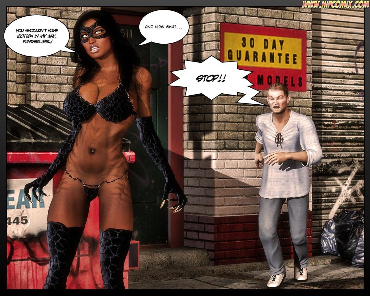 Panther-Girl-32 3 free sex comic