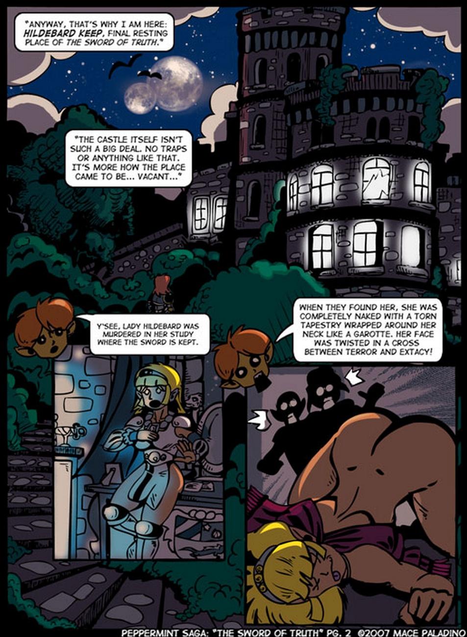 Peppermint-Saga-1-The-Sword-Of-Truth 4 free sex comic