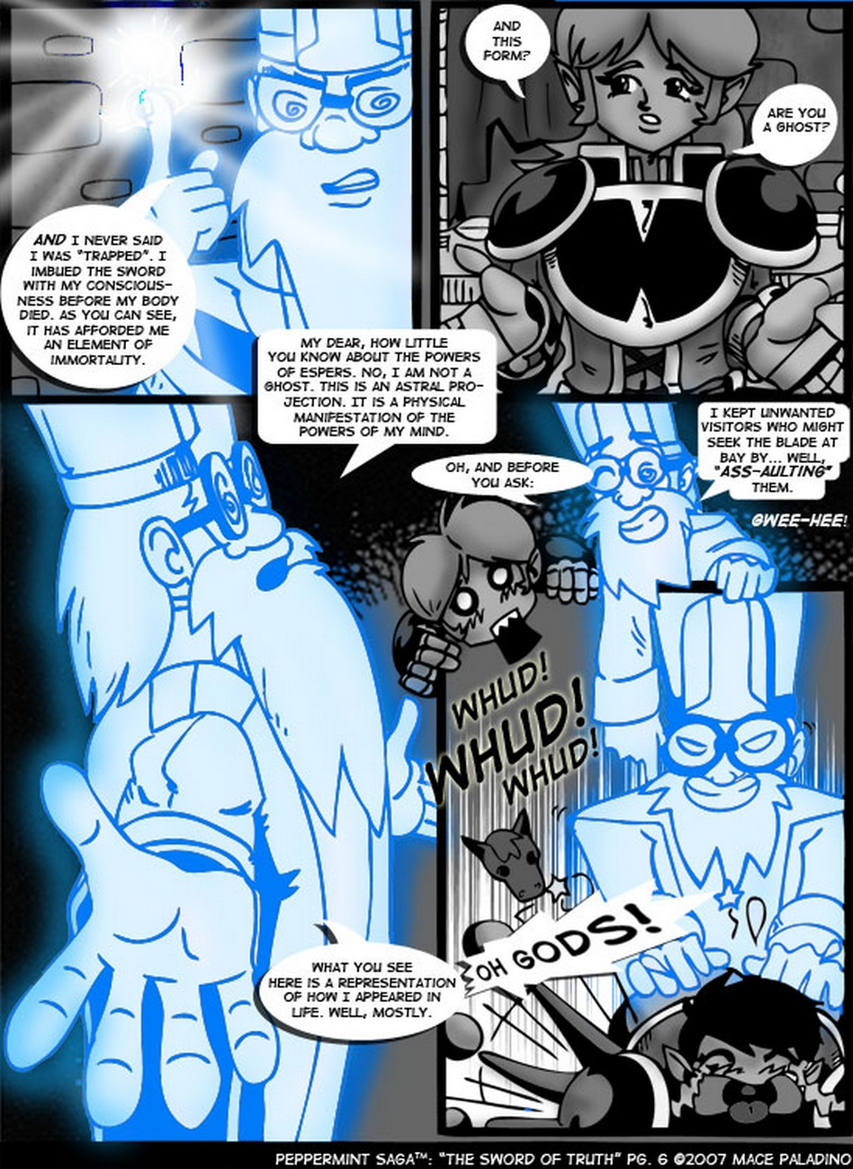 Peppermint-Saga-1-The-Sword-Of-Truth 8 free sex comic