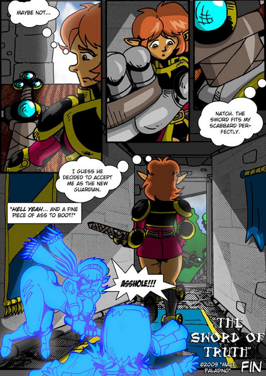 Peppermint-Saga-1-The-Sword-Of-Truth 22 free sex comic