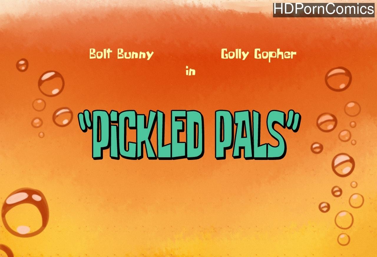 Pickled Pals comic porn
