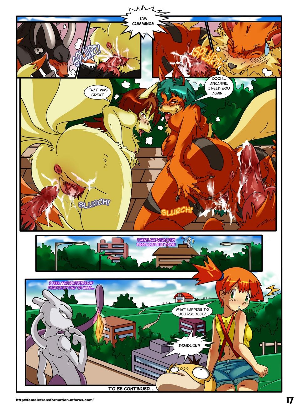 Pokemaidens-2 18 free sex comic