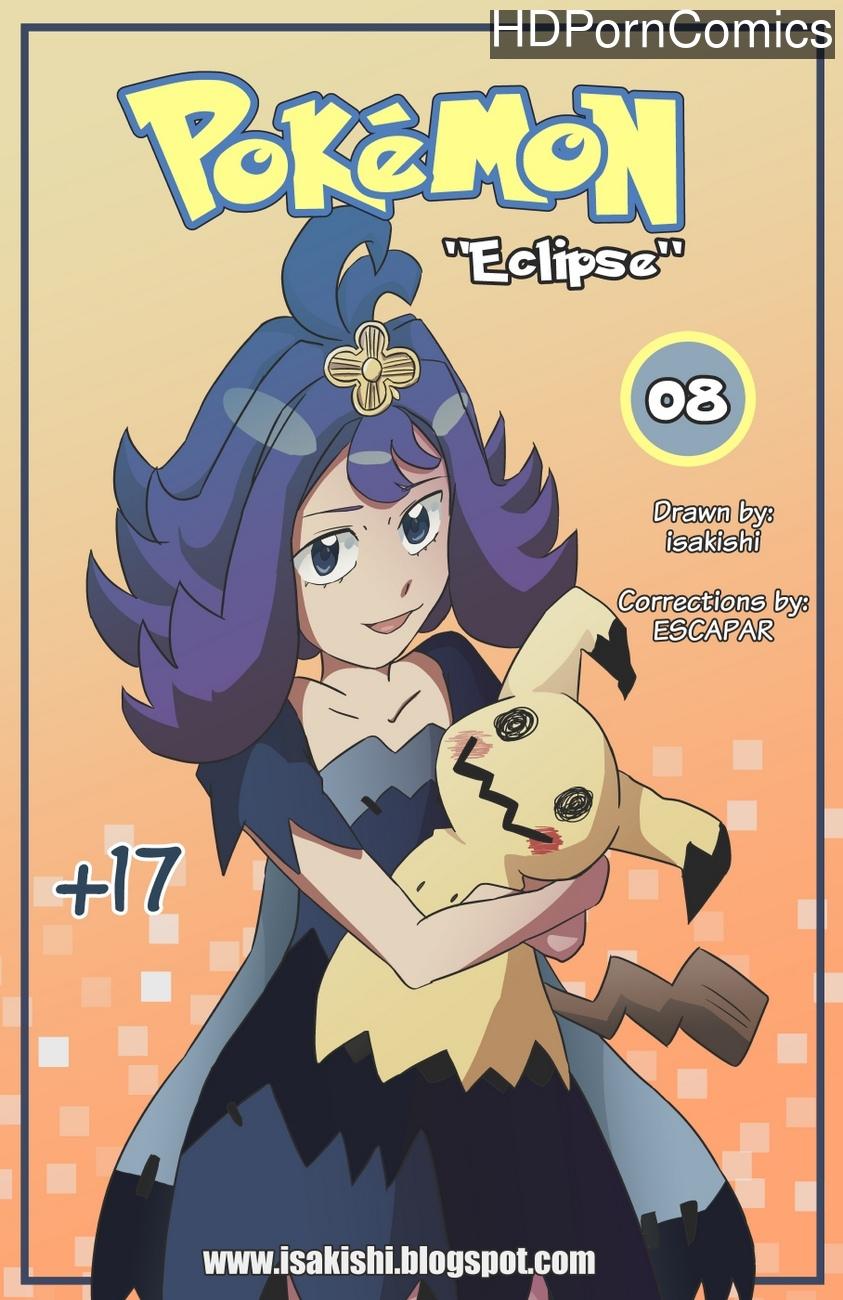 Pokemon-Eclipse 1 free porn comics
