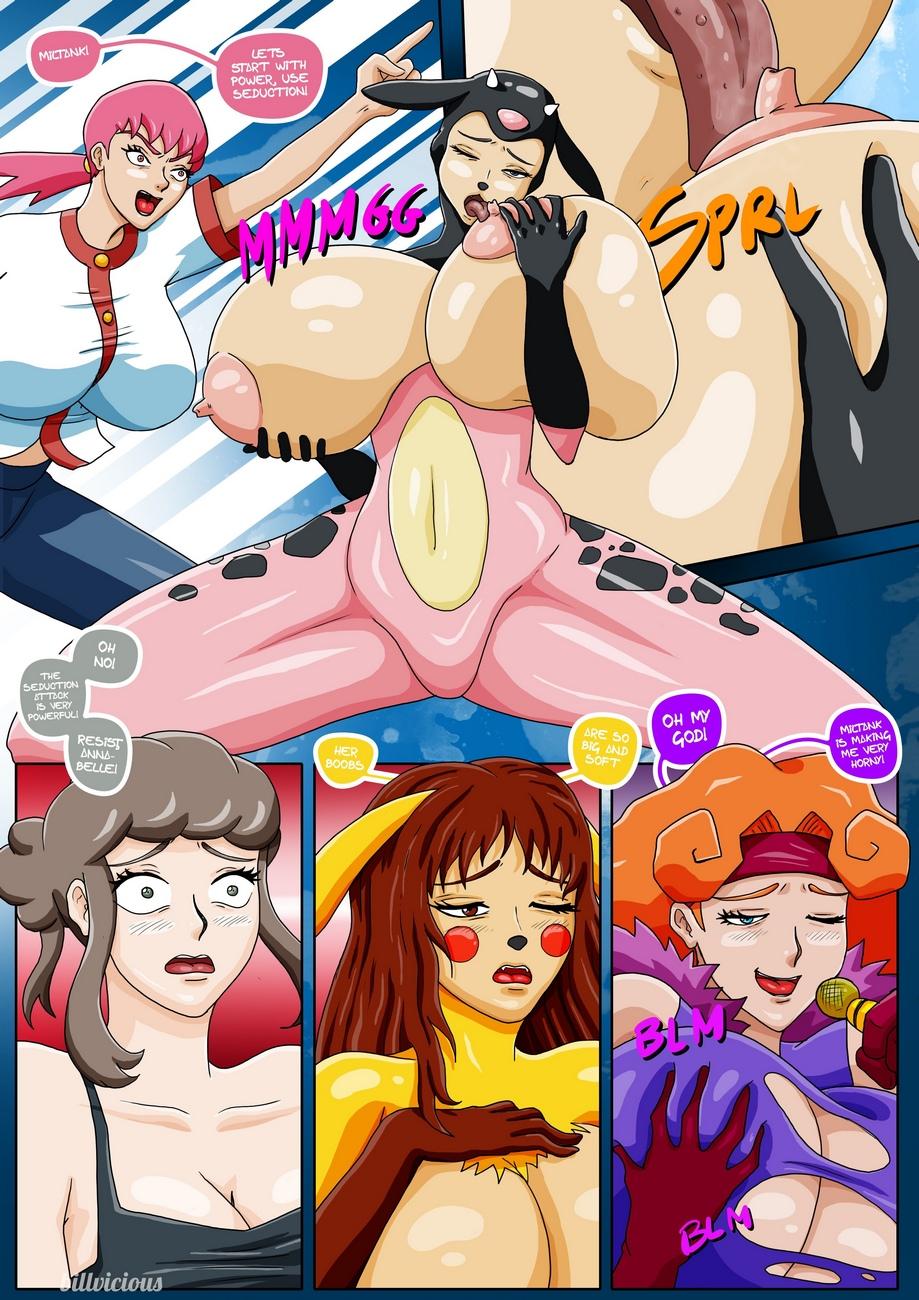 Pokemon-Sexxxarite-Tournament-Pikachu-VS-Milta 7 free sex comic