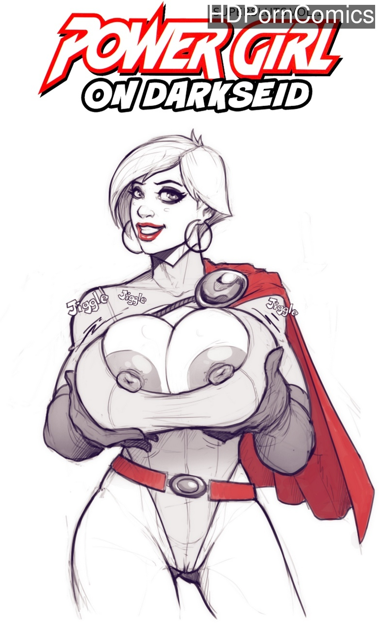 Power-Girl-On-Darkseid 1 free porn comics