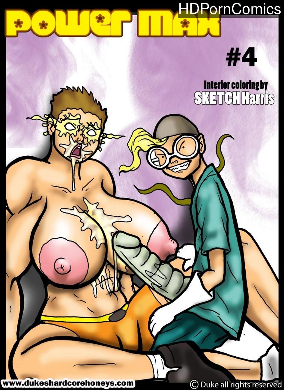 Power Max 4 comic porn