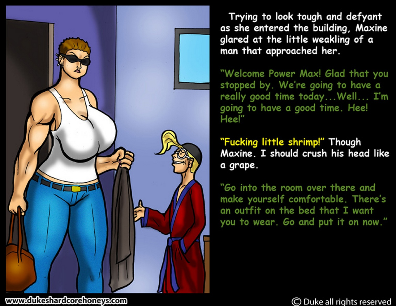 Power-Max-5 3 free sex comic