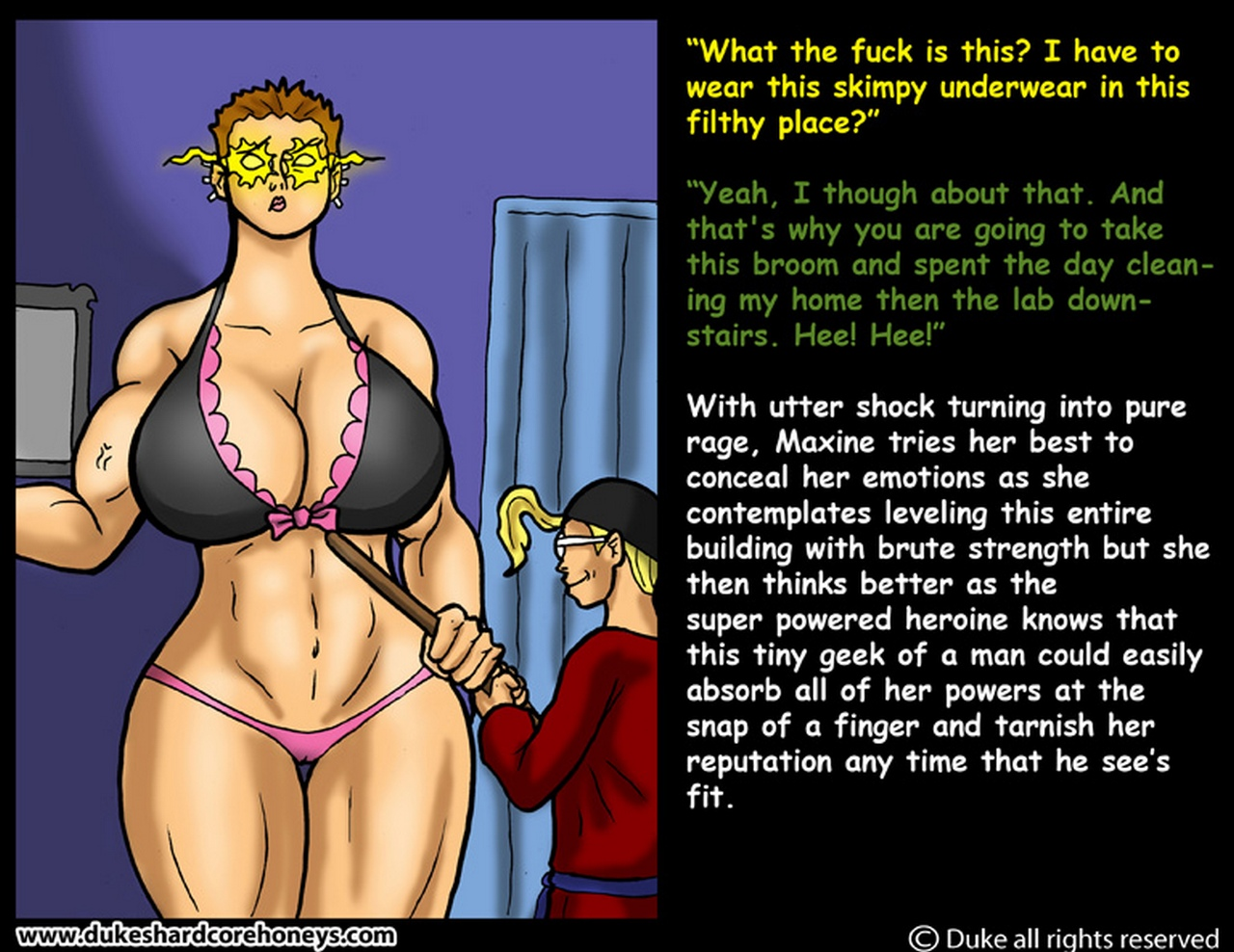 Power-Max-5 4 free sex comic