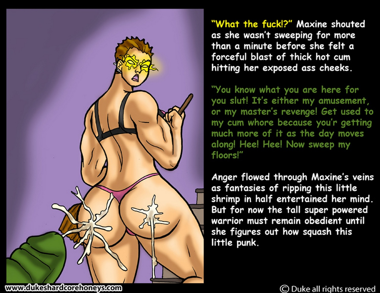 Power-Max-5 6 free sex comic