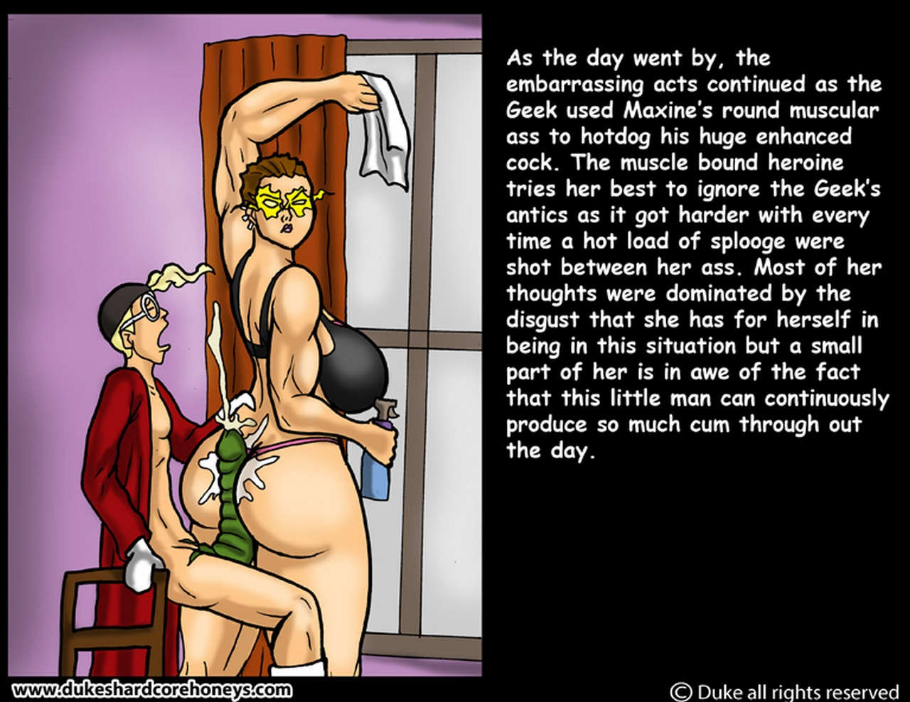 Power-Max-5 7 free sex comic