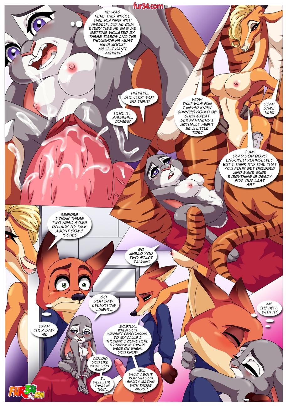 Primal-Ugres 17 free sex comic