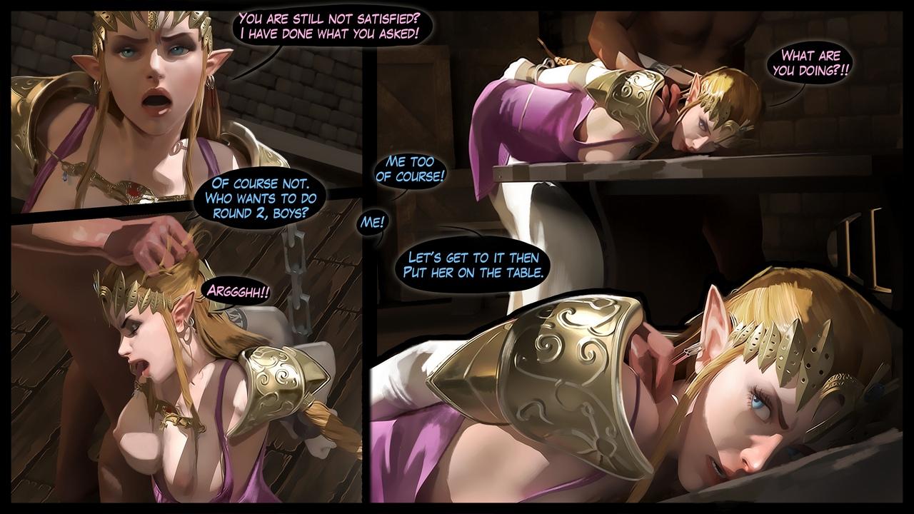 Princess-Zelda-2 2 free sex comic