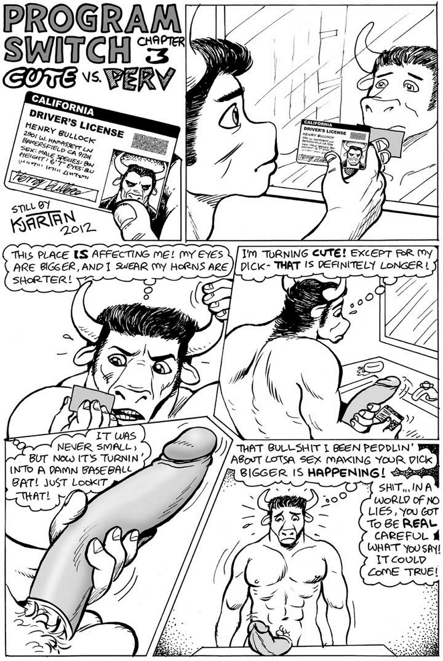 Program-Switch 32 free sex comic