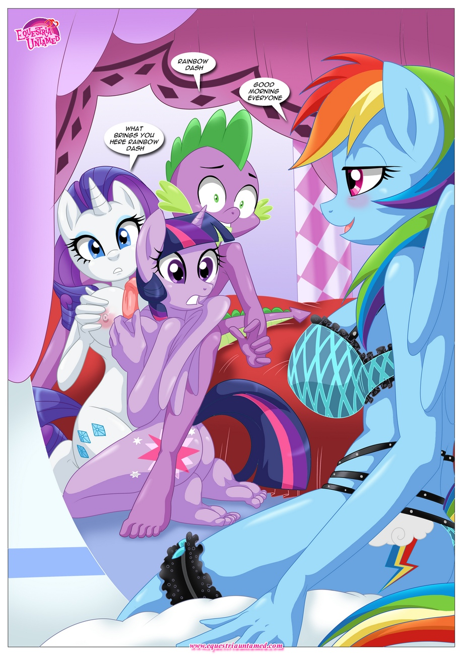 Rainbow-Dash-s-Game-Of-Extreme-PDA 11 free sex comic