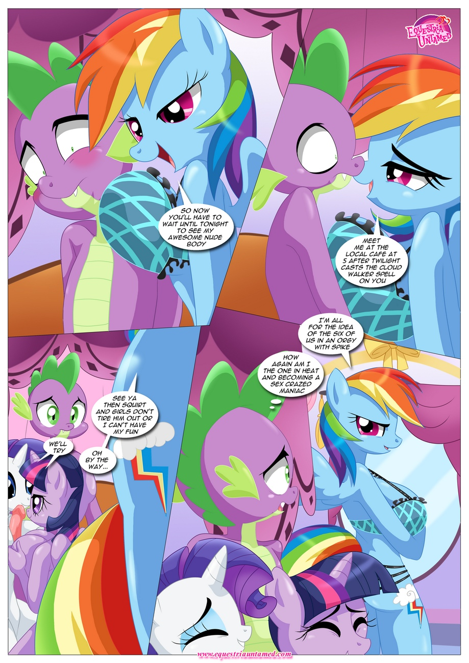 Rainbow-Dash-s-Game-Of-Extreme-PDA 13 free sex comic