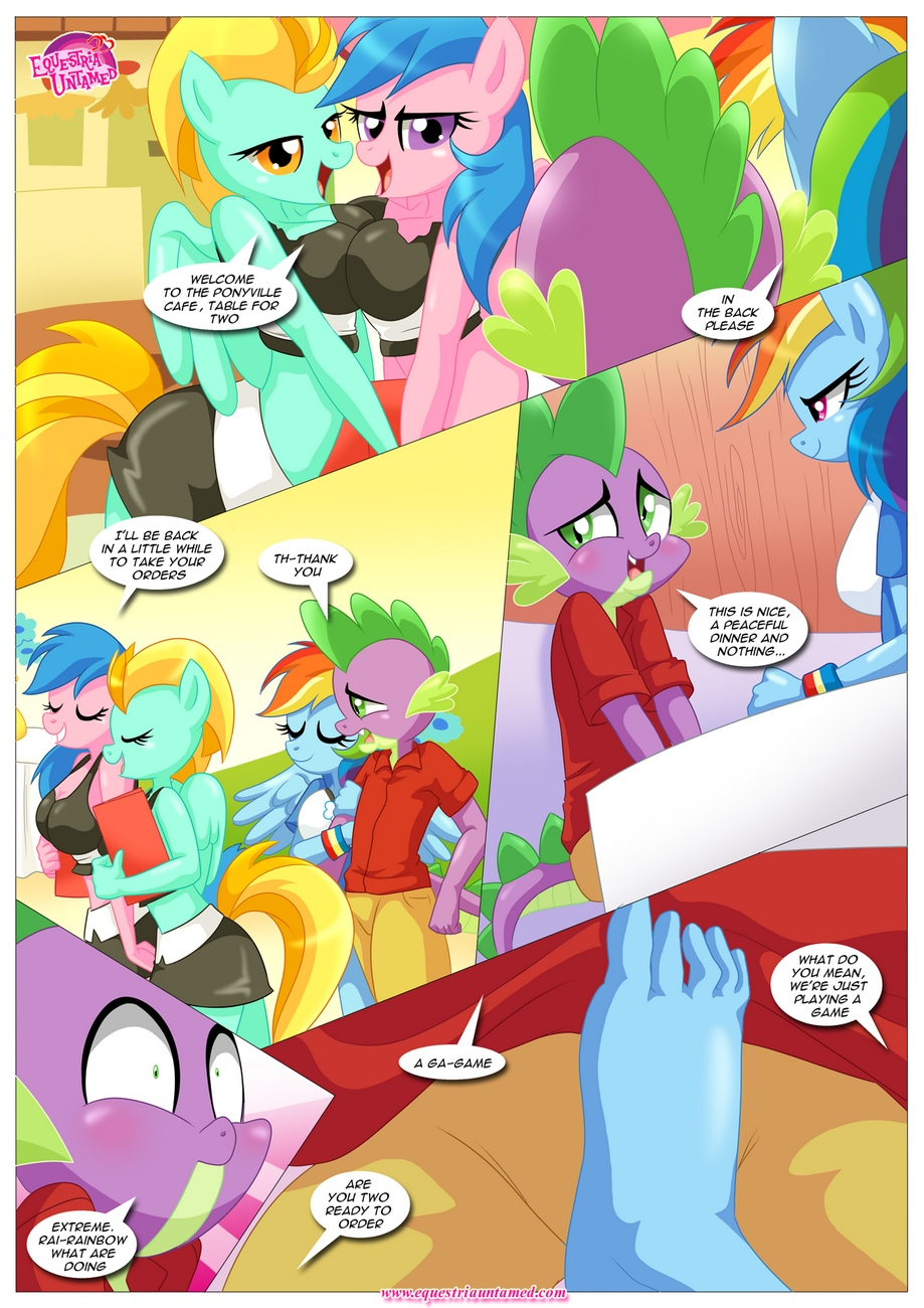 Rainbow-Dash-s-Game-Of-Extreme-PDA 20 free sex comic