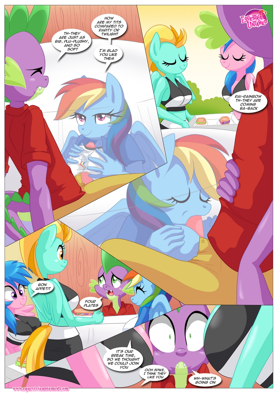 Rainbow-Dash-s-Game-Of-Extreme-PDA 23 free sex comic