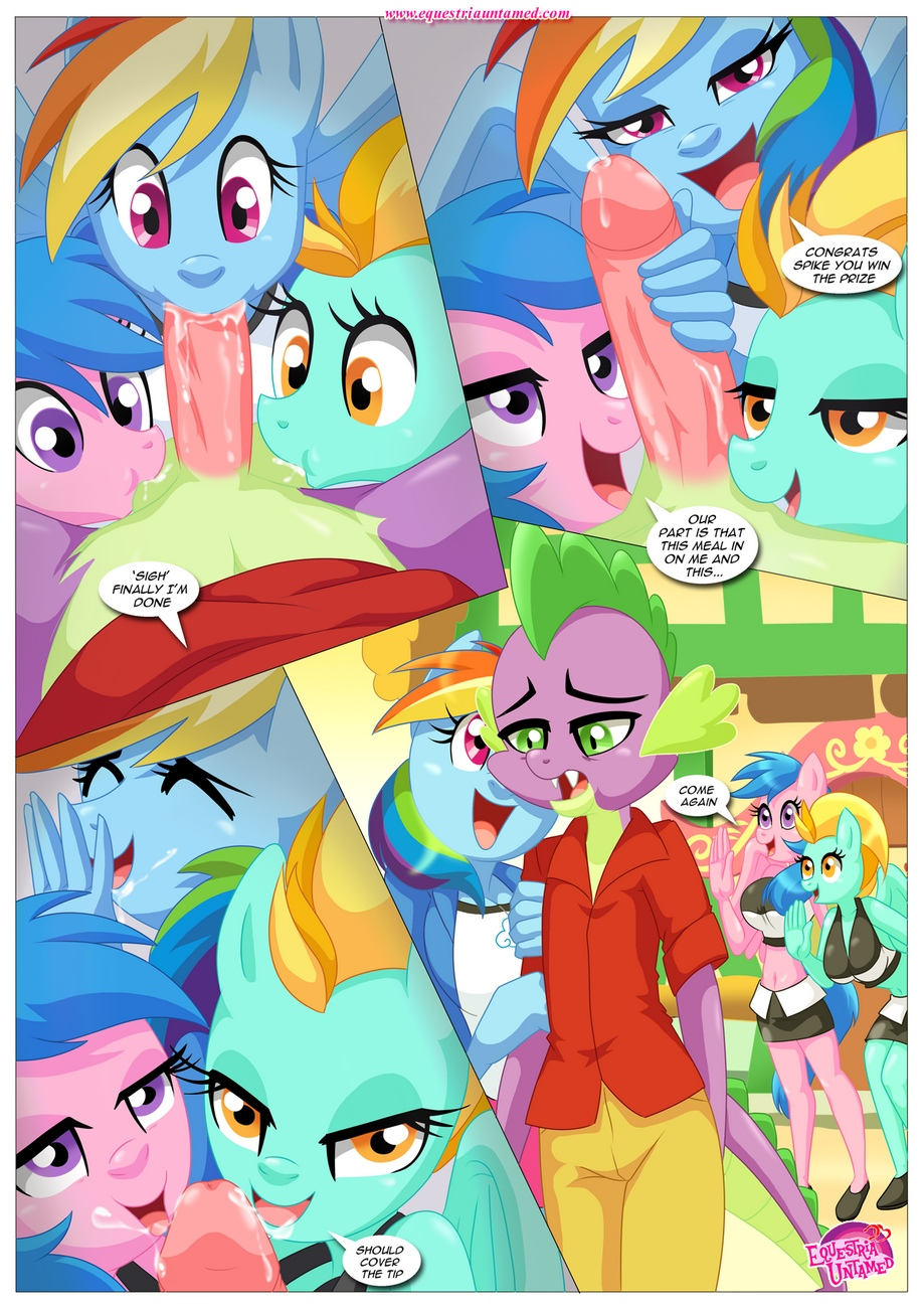 Rainbow-Dash-s-Game-Of-Extreme-PDA 27 free sex comic