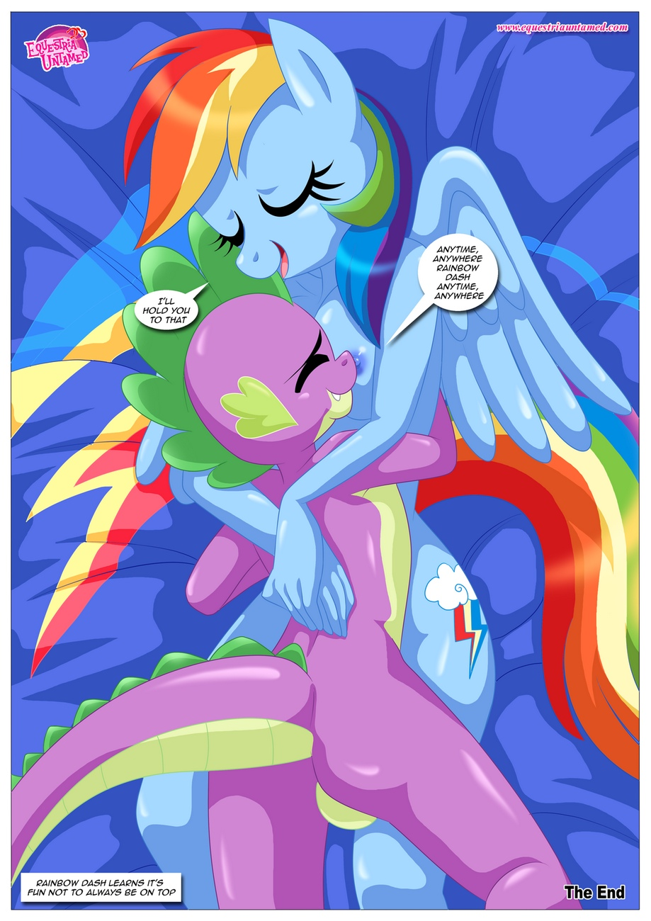 Rainbow-Dash-s-Game-Of-Extreme-PDA 40 free sex comic