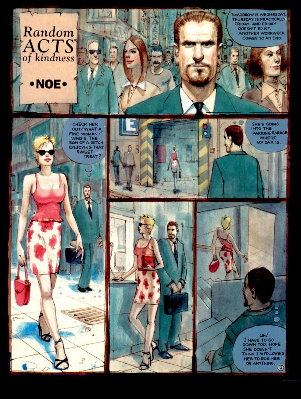 Random-Acts-Of-Kindness 2 free sex comic