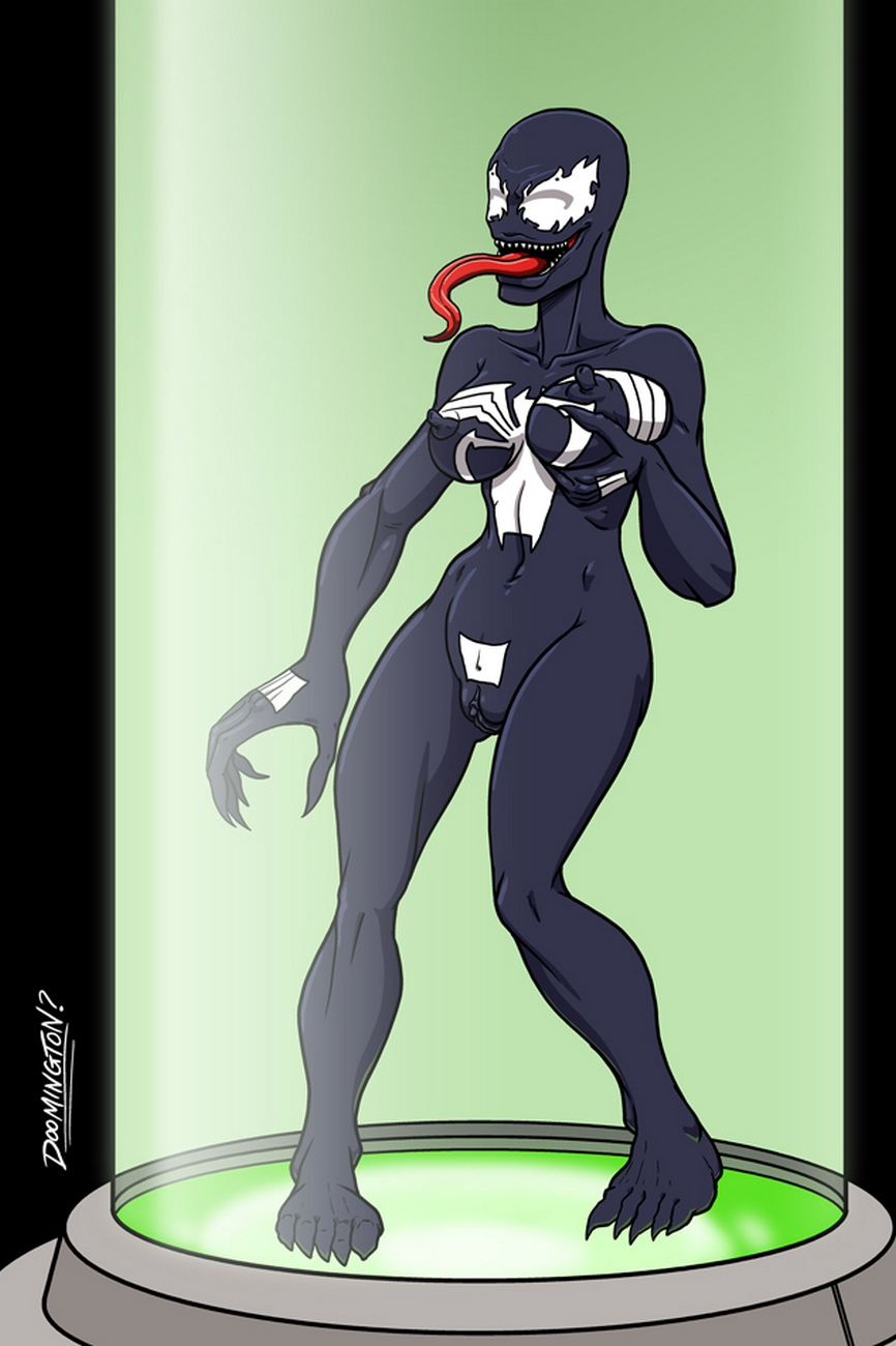 She-venom hentai