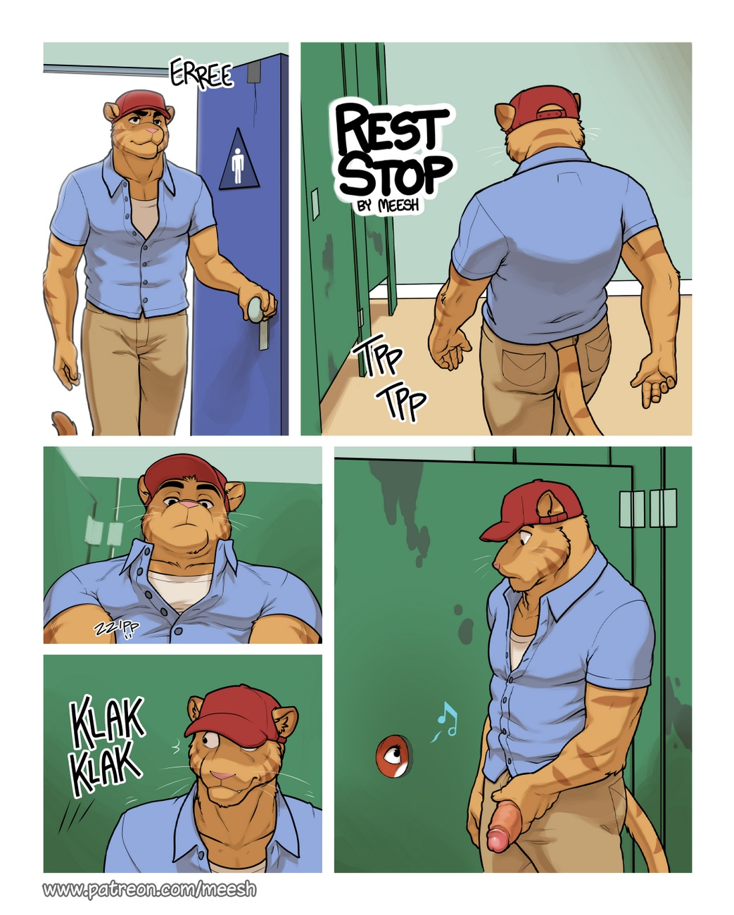 Rest-Stop 2 free sex comic